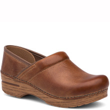 Dansko Honey Distressed Clog