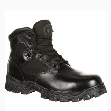 Rocky AlphaForce #6167 Waterproof Composite Toe Police Duty Boots