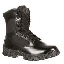 Rocky AlphaForce #2165 Waterproof Soft Toe Police Duty Boots