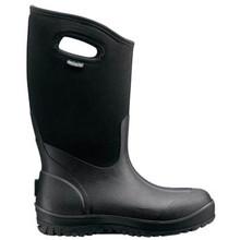 Bogs Classic Ultra Hi Men's Black Rubber Boot