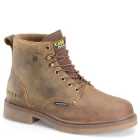 Carolina CA3044 6 Inch WP Smooth Sole Work Boot