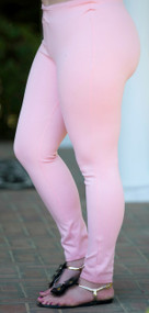 Meet Me At Sunset Ankle Pant  - Rose ***FINAL SALE***