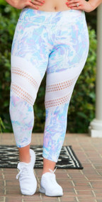 Getting To The Core Of The Matter Work Out Pant***FINAL SALE***