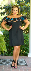 Guilty Pleasures Dress - Black ***FINAL SALE***