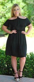 Midnight Magic Dress - Black ***FINAL SALE***