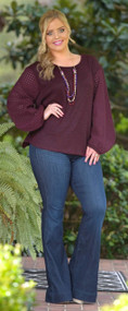 The Plum Perfect Top