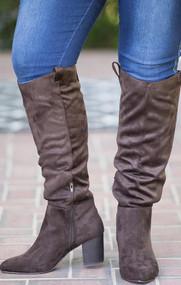 Take Me To Texas Boot - Dark Brown