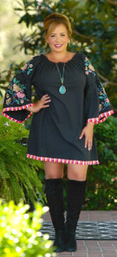 Pumpkin Kisses & Harvest Wishes Dress/Tunic