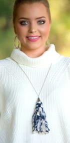 Bella Blue Necklace