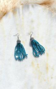 Blue Moon Earring