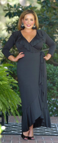 Beauty Abounds Dress - Black