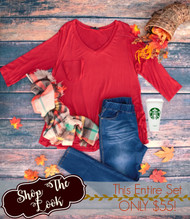 Shop The Look - A Cool Brisk Morning