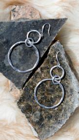 Silver City Earring
