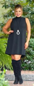 Dare To Move Dress - Black