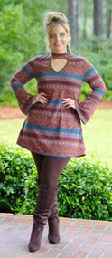 Fireside Chats Tunic / Dress