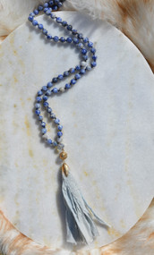 Speaking Of Fun Tassel Necklace