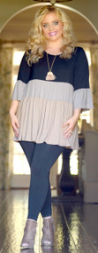 Heart And Soul Top - Black