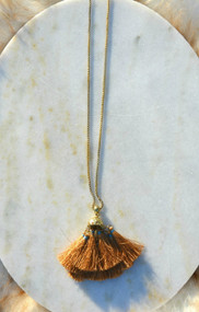 Ring My Bell  Necklace