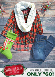 Shop The Look - Baby It's Cold Outside