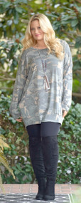 The Hunt Is On Tunic - Camo