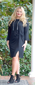 A Little Bit Of Everything Dress - Black