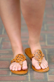 Another League Sandals - Tan