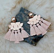 A Drop Of Love Earrings