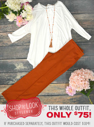 Shop The Look - I Got You Babe