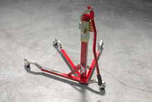 BURSIG Center-Lift Stand RED