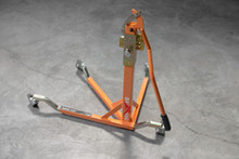 BURSIG Center-Lift Stand ORANGE