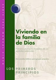 Living in God's Household (Spanish)