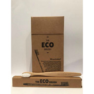 EcoBrush Bamboo Toothbrushes - Buy 10 and get 2 FREE