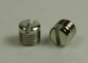 AllStar German Epee Screws (x2), can be interchanged with Ulhmann parts.