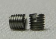 Sport7 German Foil Screws (x2) Side view