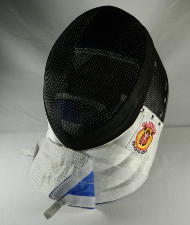 Foil/Epee Mask with replaceable bib and removable inner lining for easy washing. CE protection level, 800 Newton Protection for Mesh, 350 Newton Protection for Bib. Excellent mask for Beginning / Intermediate fencer for training and local tournaments. Comes with removable mask cord.  Washing Instruction: For best results, let lining soak in water with a gentle detergent for a short period of time and let air dry. We do not recommend putting it in the washing machine or dryer.