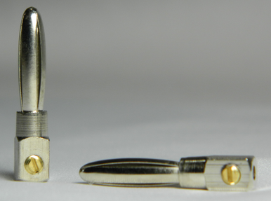 Plug Pin, 4mm Replacement plugs for Foil, Epee and Saber