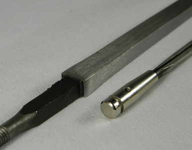 Foil Practice (Dummy Point) Blade, Standard/Regular (Non-FIE)