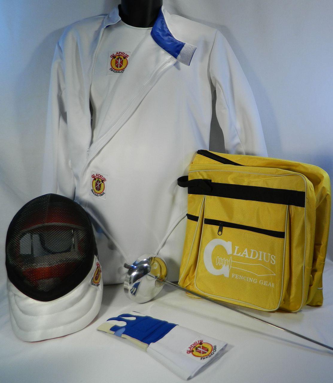 Starter Set Bestvalue Epe 233 Set Men S Gladius Fencing Gear
