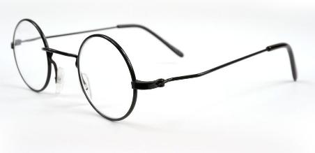 Benjamin Rd Reading Glasses /Gun-Black