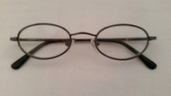 Conservative Oval Reading Glasses