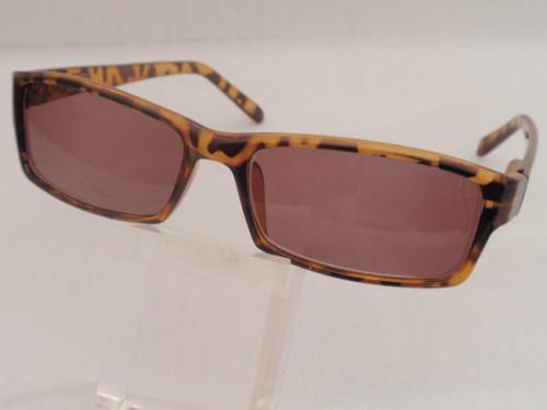 Devin Full Tinted Reading Glasses Men's / Tortoise