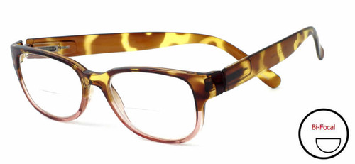 Emily Bifocal Reading Glasses By Calabria / Women