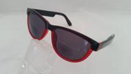 Giana Bifocal  Sun Reading Glasses Women /Red