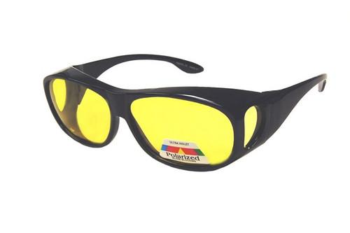 Over Glasses Polarized Night Driver/Medium