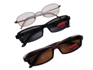 Small Over Your Glasses black/ tortoise