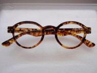 Windsor round tortoise reading glasses