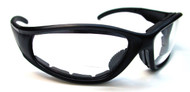 Bifocal Bikers Mens Reading Glasses/Clear