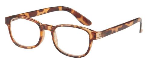 Jesse  Full Plastic Frame  Reading Glasses/ UnisexTortoise