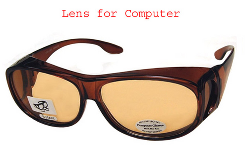 Computer Fit Over Glasses