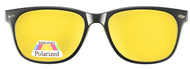 yellow night drivers magnetic clip on for the Alex Bifocal frames